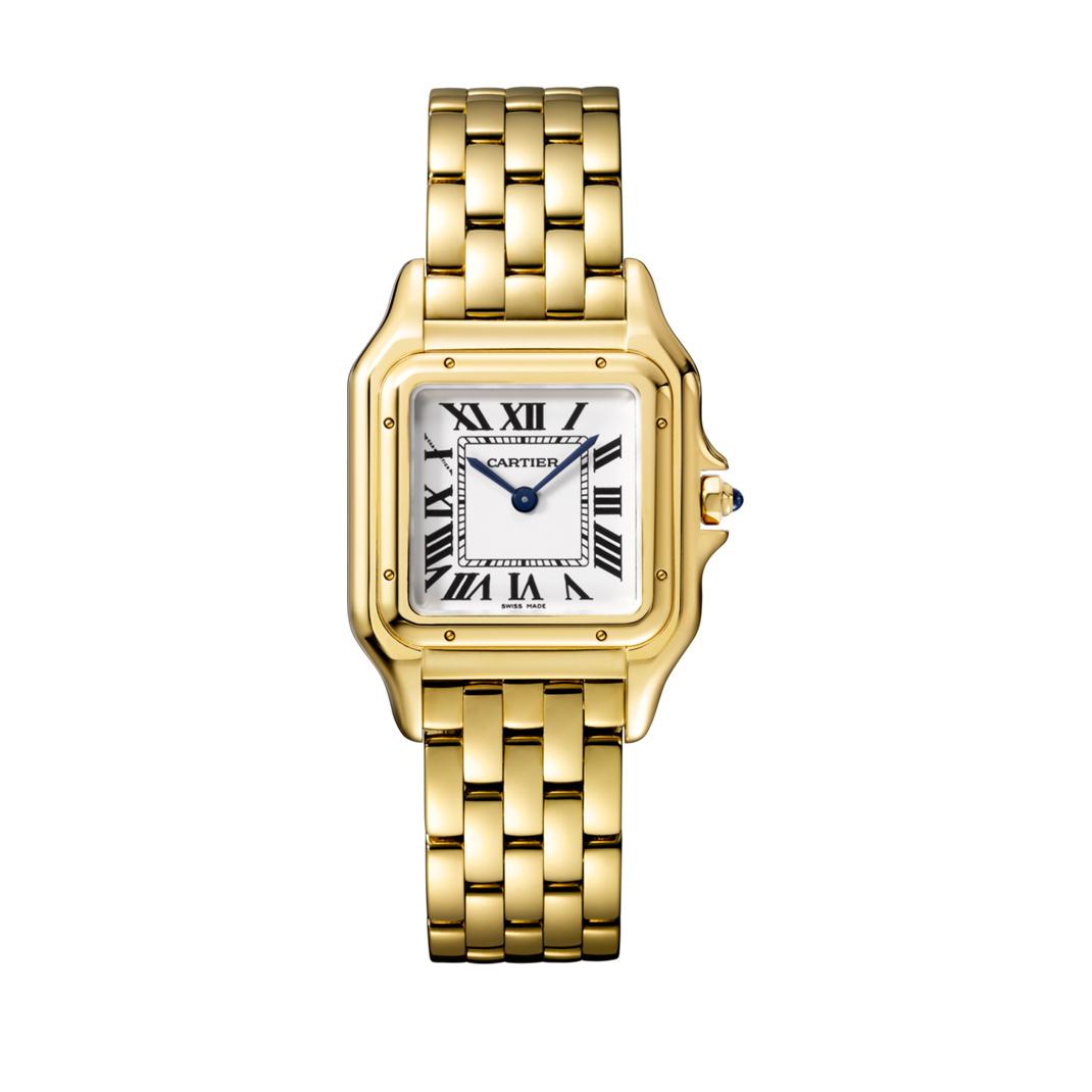Cartier Panthère Gelbgold