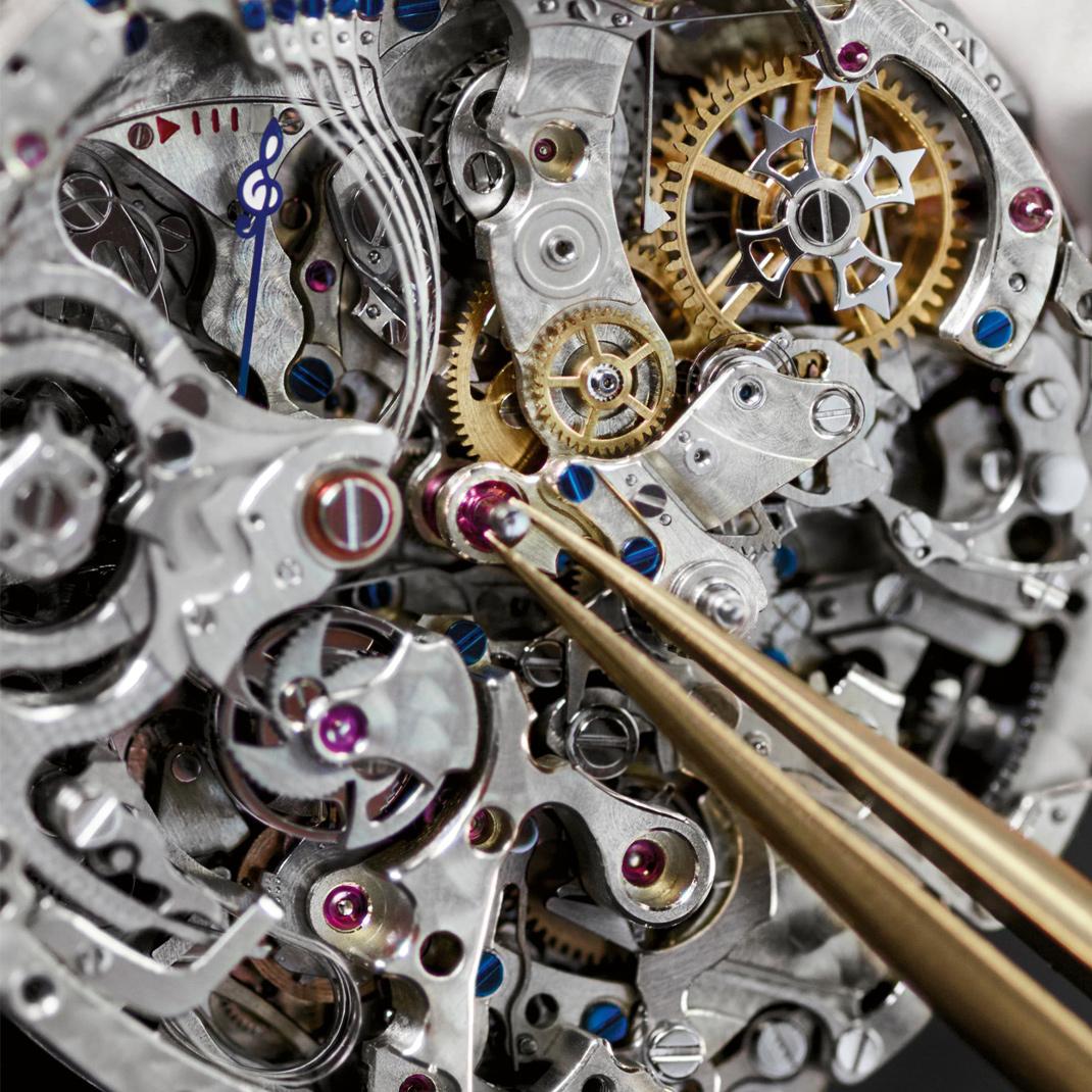 Jaeger-LeCoultre Uhrwerk