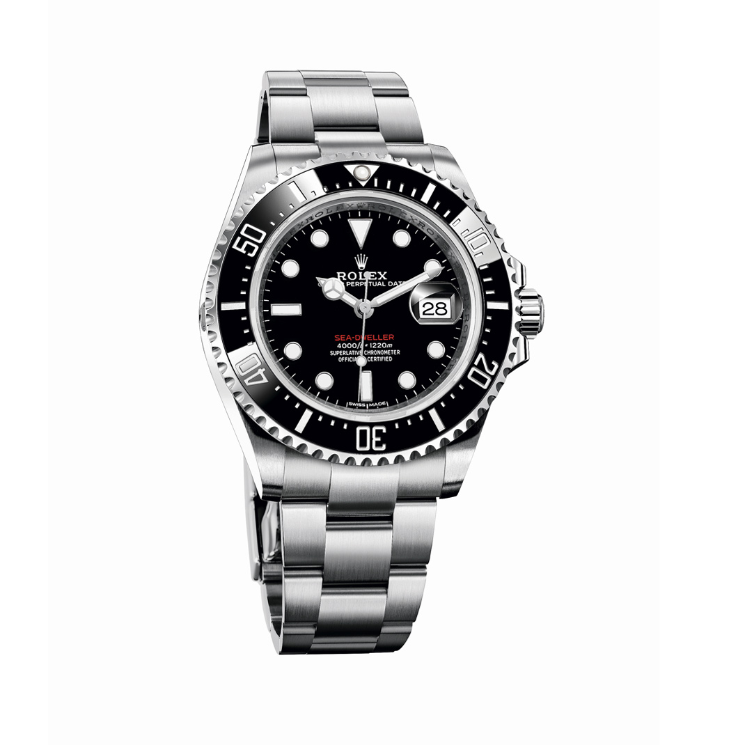 ROLEX Oyster Perpetual Sea-Dweller