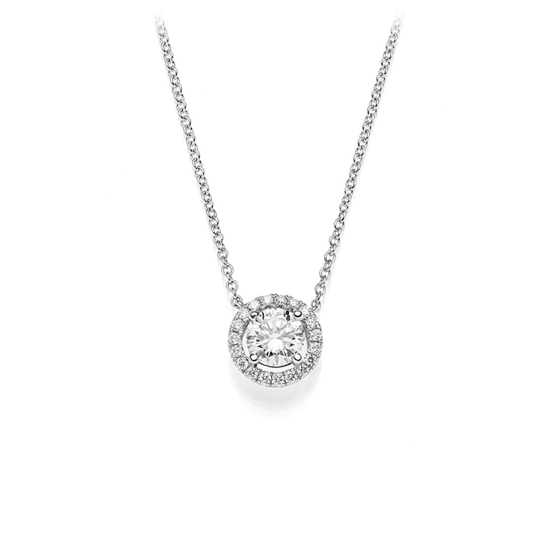 Diamonds 1886 Anhänger Weißgold