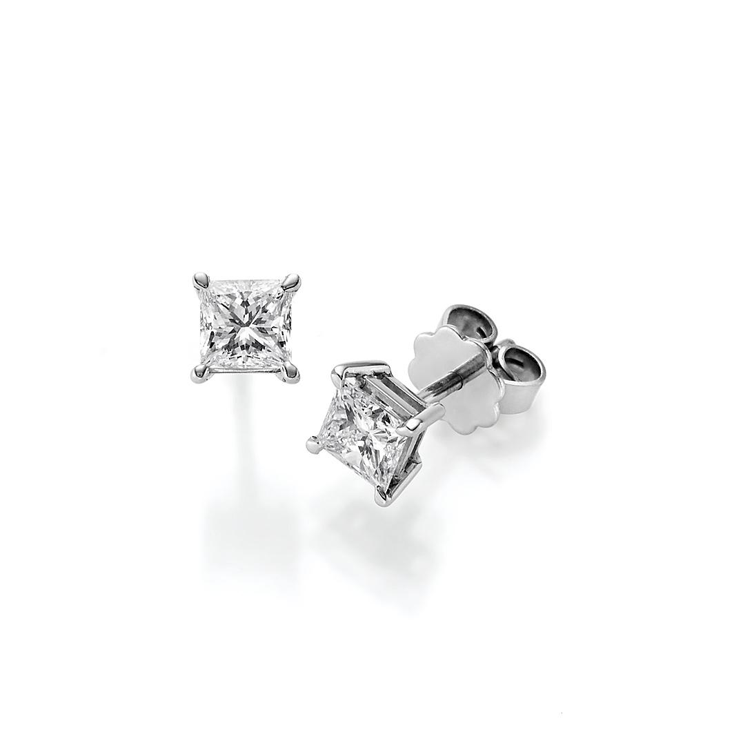 Diamonds 1886 Ohrschmuck Weißgold