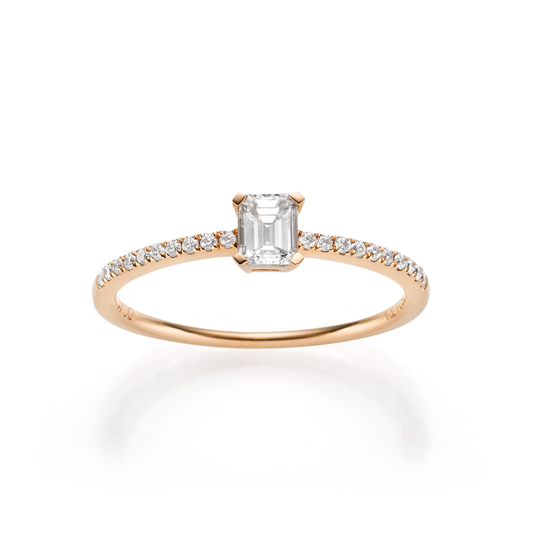 Diamonds 1886 Damenring Roségold