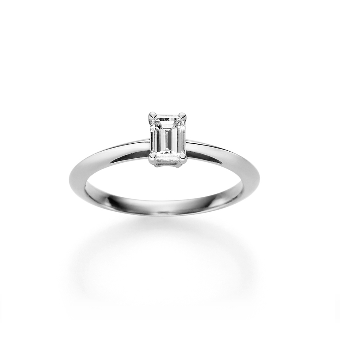 Diamonds 1886 Damenring Weißgold