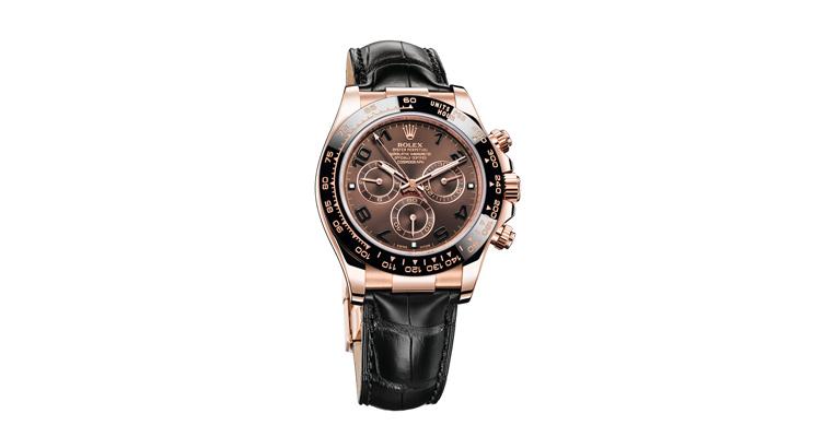 Rolex Cosmograph Daytona 18 Karat Everose-Gold