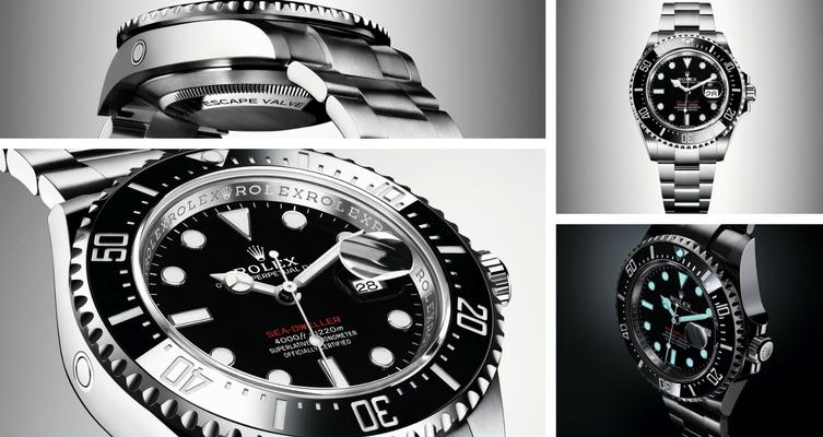 Rolex Sea-Dweller 2017
