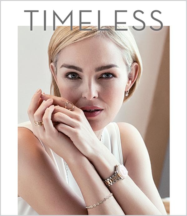Timeless Magazin von Atelier Stoess