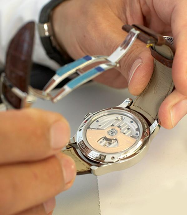 Uhren - Fälschungen erkennen