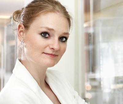 Atelier Stoess Kundenberaterin Christina Bandomir