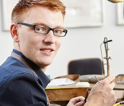 Atelier Stoess Goldschmied Jens Engel