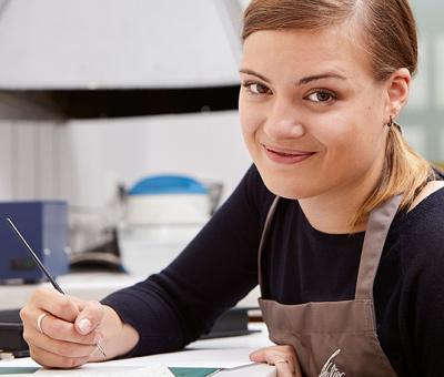 Atelier Stoess Goldschmiedin Sandra Baireder