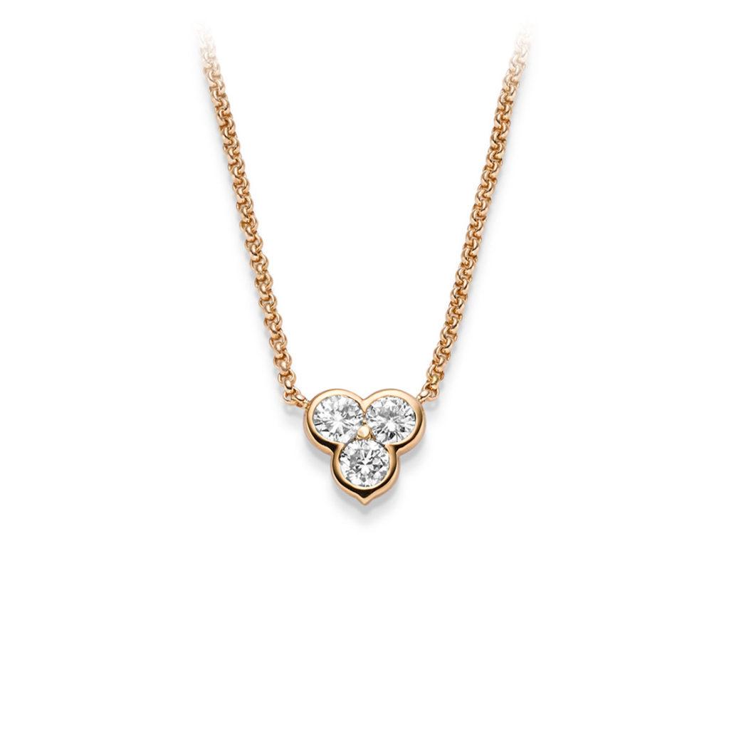 Diamonds 1886 Halsschmuck Roségold