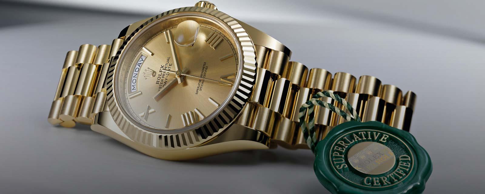 Atelier Stoess Rolex Fachhändler