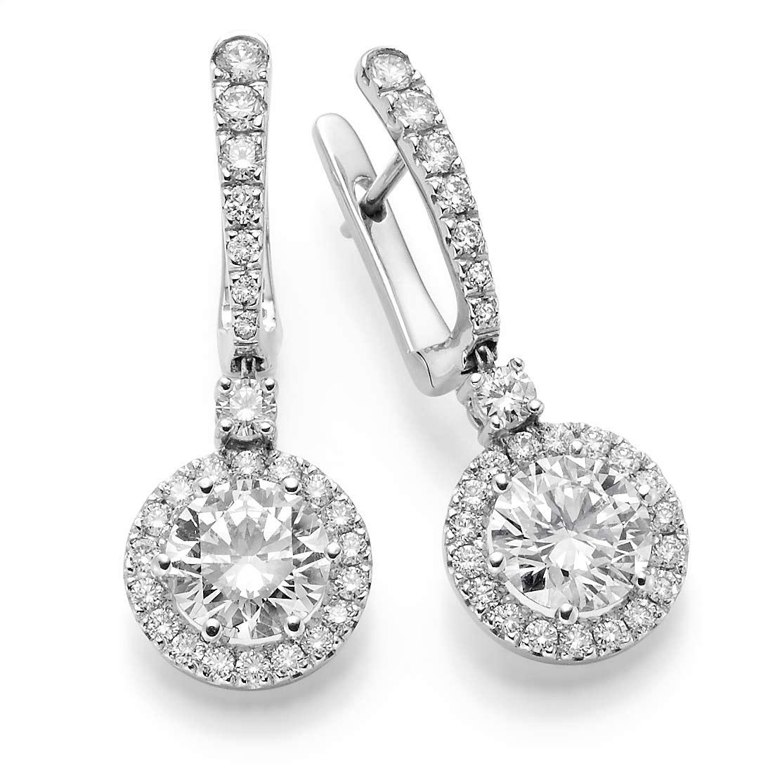 Ohrschmuck Diamonds 1886
